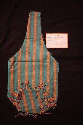 African Sling Tote Bags