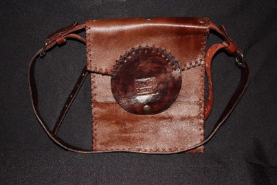 Signature Leather Bag