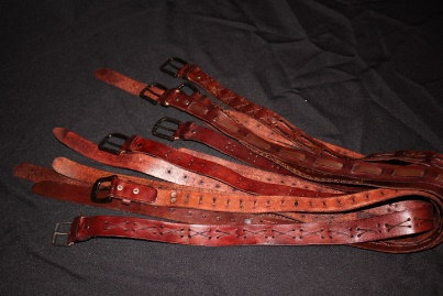 Signature Leather Belts