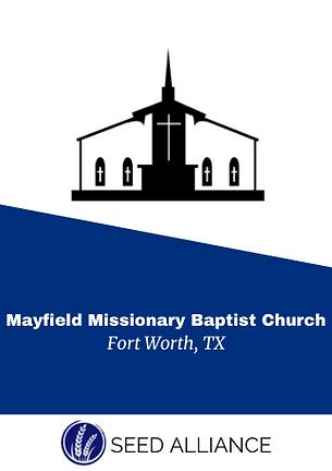 Bear Creek Community Church Irving TTX (