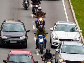 Something to Ponder: Motorcycles vs. Cars