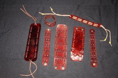 Signature Leather Bracelets