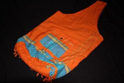 African Sling Tote bag