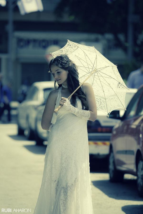 שמלות כלה - ולנטינה - תחרה - וינטאג' - פסיפלורה ורודה 2.jpg