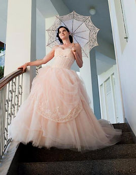 Valentina Brdial Gowns