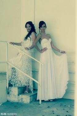 שמלות כלה ולנטינה מחוך סווארובסקי שיפון נשפך wedding dresses valentina swarowski