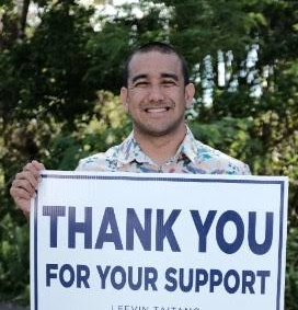 Leevin Camacho elected Guam's attorney general