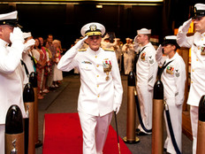 The USS McCain collision is the last straw. The U.S. Seventh Fleet's got a new commander who pre