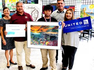 Bordallo Announces Arts Competition Winner for Guam