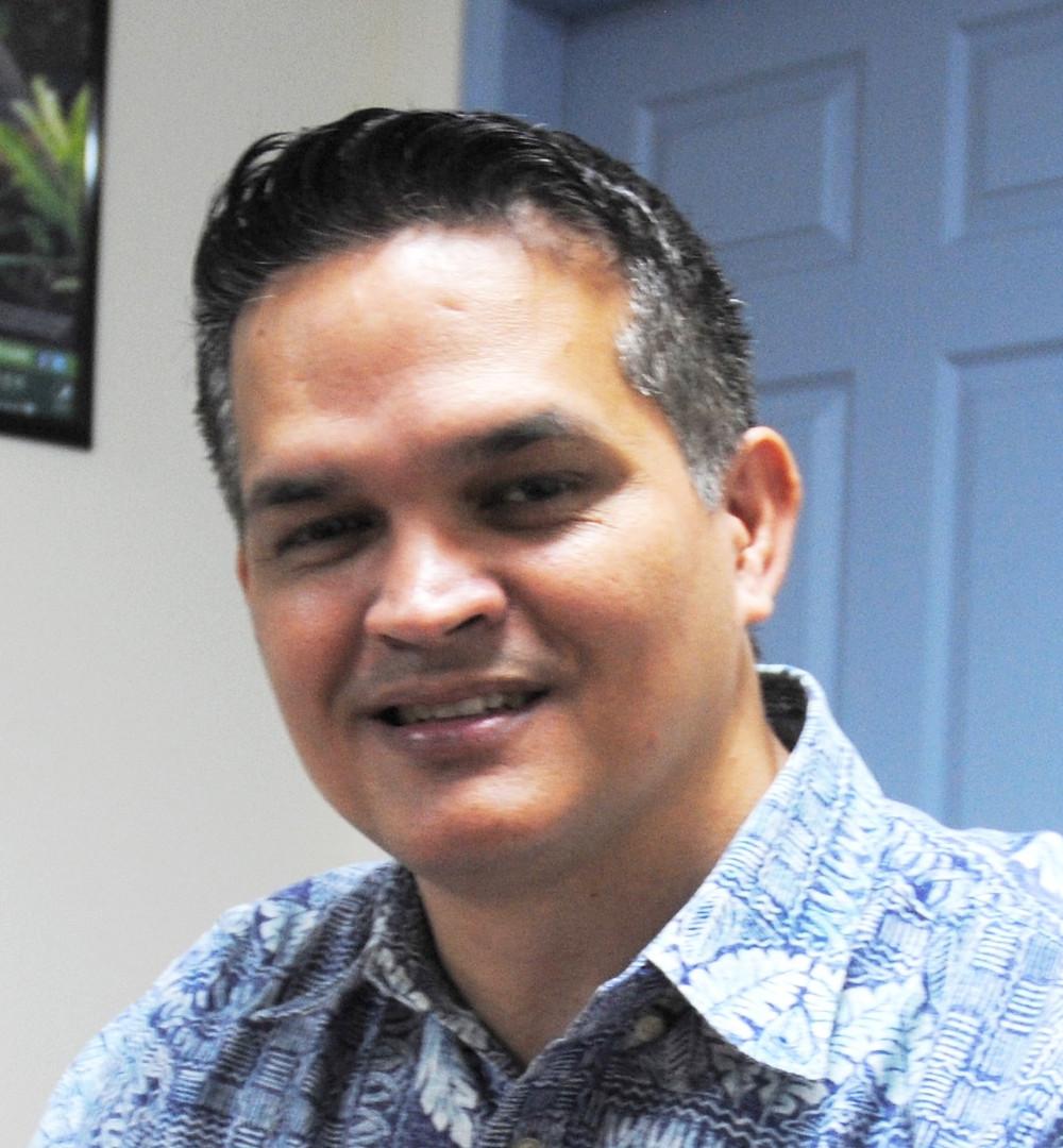 Guam Senator Tommy A. Morrison