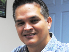 Pot hole bipartisanship: Guam legislators vote higher gas tax to fix roads
