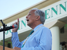 Underwood president emeritus of University of Guam
