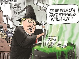 Witch Hunt 2.0