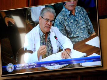 Speaker Cruz wants GMH to release evaluation threatening its accreditation