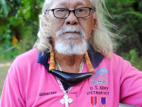 Guam demonstration  plugs Agent Orange awareness