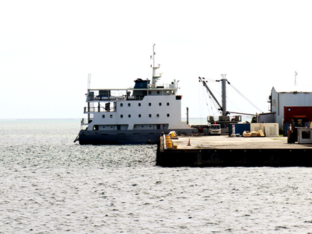 Yap Outer Islands get their transport ship back