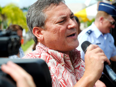 Guam governor commutes sentence to send 32nd convicted criminal home