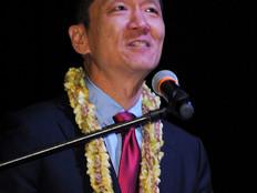 Hawaii Attorney General Doug Chin tells UOG grads: 'Do not remain silent'