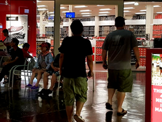 No power, no aircon, no TV? Guam malls fill in