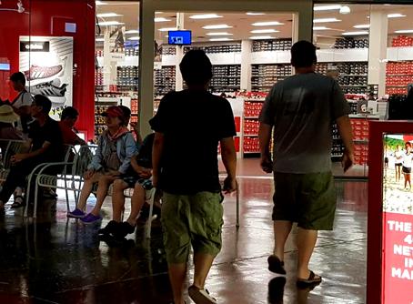 No power, no aircon, no TV? Guam malls fill in
