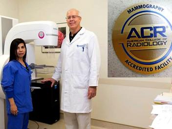 GRMC mammography program accredited