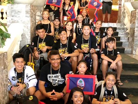 Guam Hip Hoppers competing for world best in Arizona