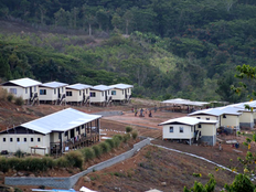 Fiji village rebounds from landslide five years later