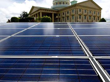 Palau senators say no to renewable energy deal