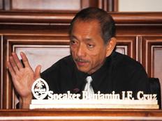 Cruz bill aims to melt the ice, cut coke on Guam