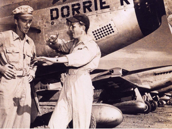 The legacy of a WWII fighter pilot