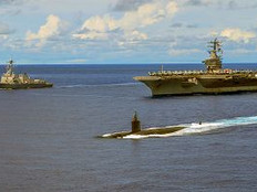 Proposed Navy training includes use of active sonar earlier thumbed down by court