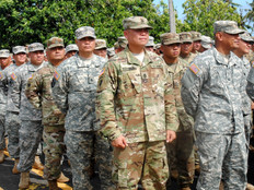Veterans Day message from Governor Calvo