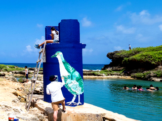 Guam-inspired artwork to be featured in Korea