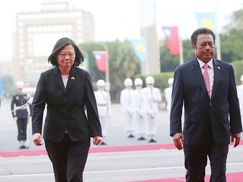 Palau hustles more business from Taiwan