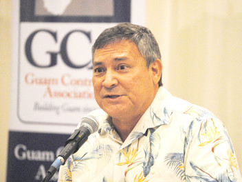 Calvo: Stop military construction;  federal refusal to unfreeze H2B last straw for Guam gov
