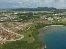 Sunday morning small plane crash at Orote Point Guam
