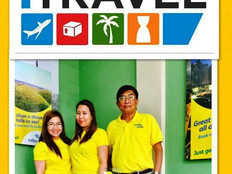 OFF TO A FLYING START iTravel marks one year in business