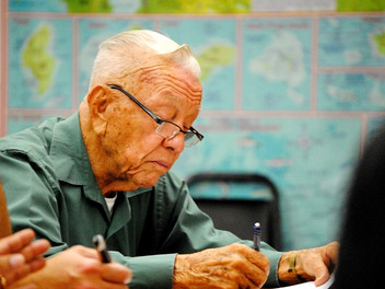 Piti Mayor Vicente Gumataotao, WWII vet, passes at 91