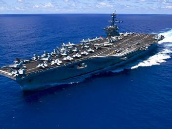 6,000 + sailors headed for Guam port call on USS Carl Vinson