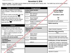 Adios to my stateside presidential vote (I think)