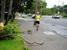 Mangkhut passes but Guam's still in COR 1