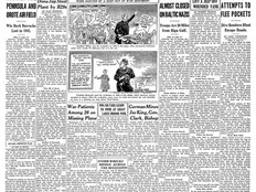 A big victory or revenge as Guam naval station is recaptured, July 30, 1944
