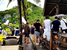 Korean TV drama shoots four episodes on Guam