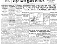 The Guam and Tinian invasions continue, July 25, 1944