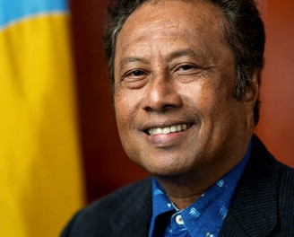 Remengesau to exit Palau political arena after 2020
