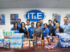 Guam telecom provides support to Mangkhut victims