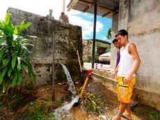 Running Dry: Almost a year after the drought, Palau is still trying to overcome water challenges