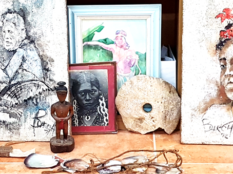 Yap museum receives donation of historical artifacts
