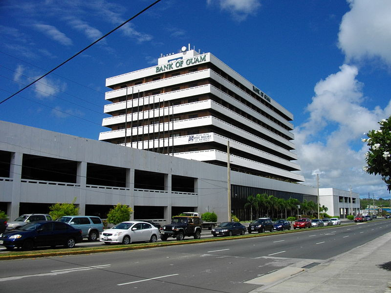 Several GovGuam offices are leasing space at ITC building.