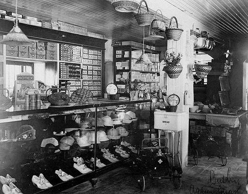 Butler Store, Agana, 1920s